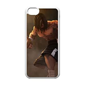 iPhone 5c Cell Phone Case White League of Legends Traditional Lee Sin TJ2800317