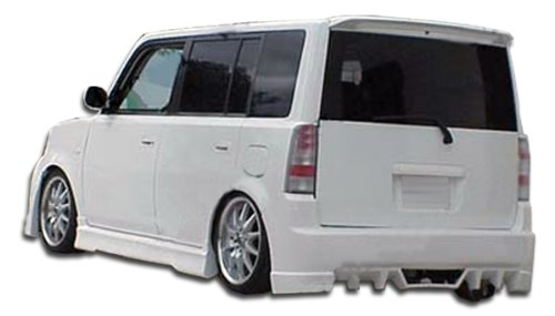 Evo Rear Bumper (2004-2007 Scion xB Duraflex Evo 5 Rear Bumper Cover - 1 Piece)