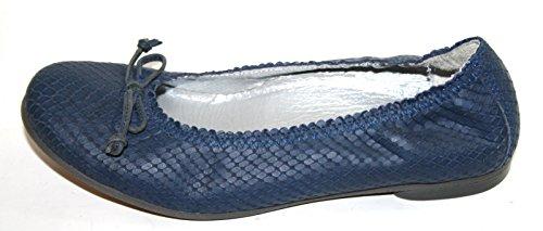 Cherie pour chaussures, ballerines fille 7.681 bleu-taille 32 (sans emballage)