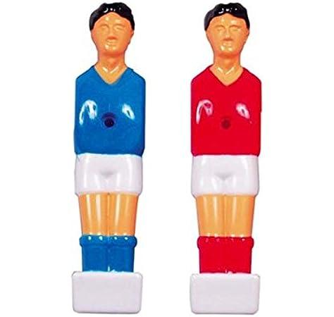 Manuel Gil Jugador futbolin plastico para Barra 12. 5mm 6052. 200 Azul 6052. 200 1 unid: Amazon.es: Deportes y aire libre