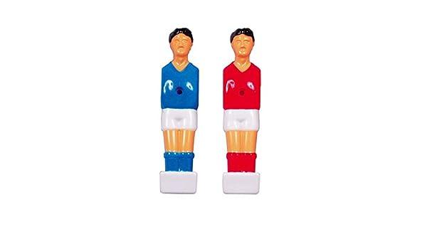 Manuel Gil Jugador futbolin plastico para Barra 12. 5mm 6052. 200 ...