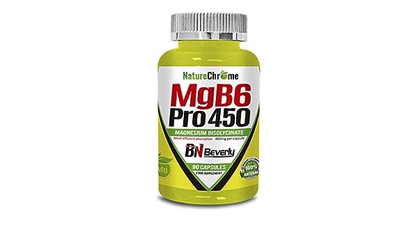 Beverly Nutrition Mgb6Pro450-90 gr: Amazon.es: Salud y ...