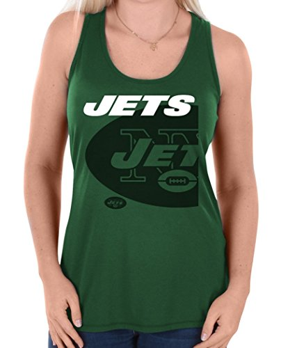 New York Jets Women's Majestic NFL