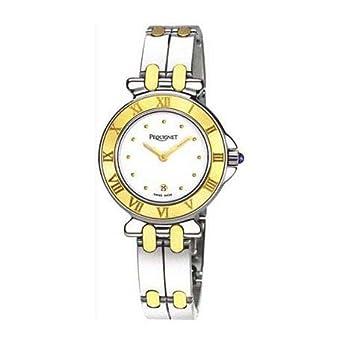 6d8eb58f04 Pequignet - Montre Femme - Moorea Vintage - 7756418: Amazon.fr: Montres