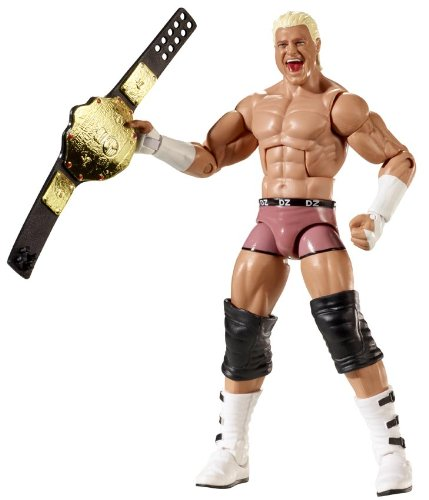 WWE Elite Collection Series #24 Dolph Ziggler Action Figure by WWE