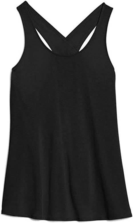 Camiseta Sin Mangas De Fitness Para Mujer,Camisa De Yoga De Fitness Para Mujer Camisa De Running De Secado Rápido Al Aire Libre Chaleco Deportivo Camisa De Gimnasia Negra Sin Mangas Transpirable Top:
