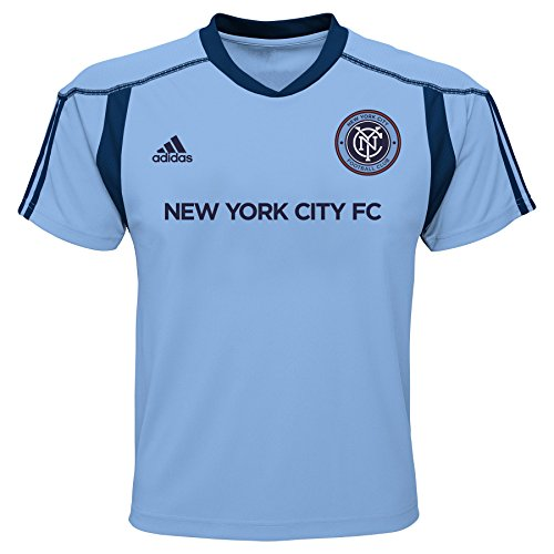 MLS Nycfc Boys -Primary Call Up Jersey, Bahrain Blue, 3T