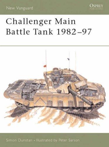 Challenger Main Battle Tank - 6