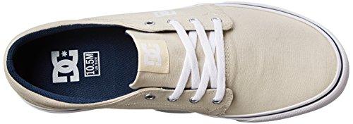 DC Trase TXDSD Herren Sneakers Cream