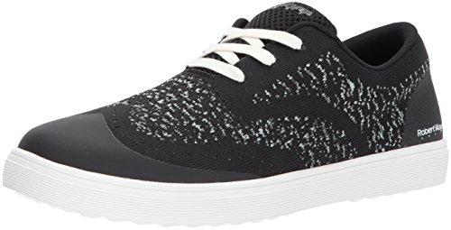 Rw De Robert Wayne Hombres Finlay Sneaker Dark Grey