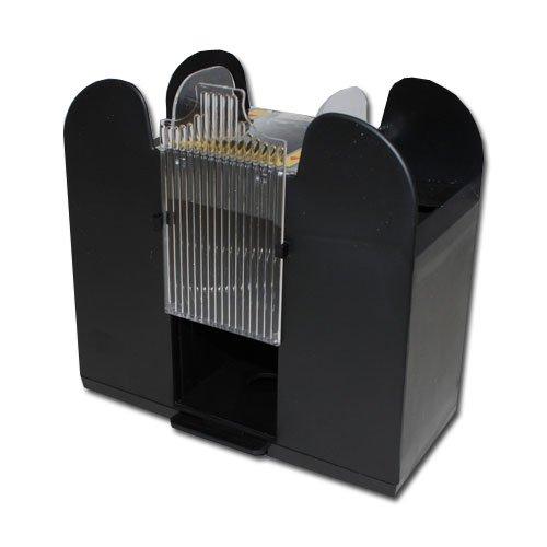 Casino 6 Deck Automatic Card Shuffler by Brybelly