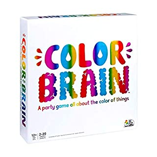 Colorbrain - Family-Friendly Board Game - Fun for Family Game Night - Great Board Game for Kids and Adults