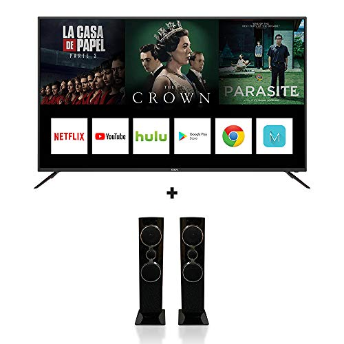 Star-X 65 Inch LED Smart TV Silver - 65UH680