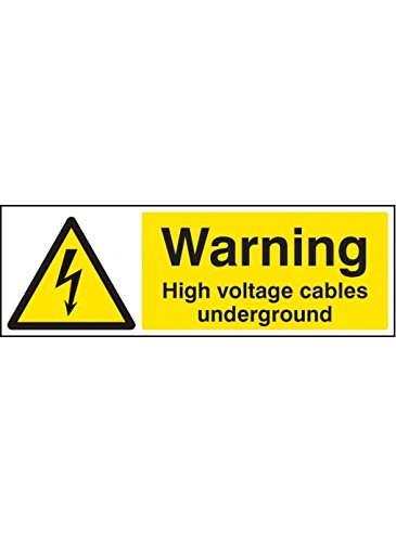 Caledonia signos 14008 G advertencia Cartel del metro de ...