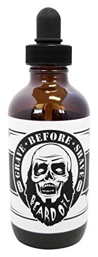 Grave Before Shave Beard Oil (OG Blend) 4 oz. Bottle