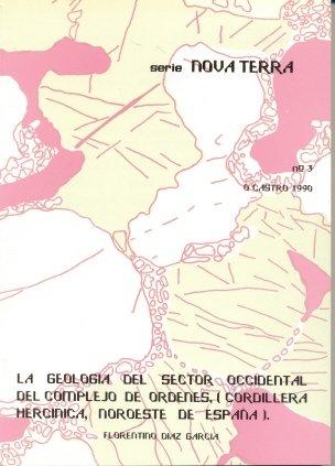 La Geología Del Sector Occidental Del Complejo de Ordenes ...