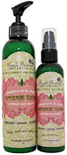 product image for Peppermint Teatree Organic Olive Oil Lotion 8oz