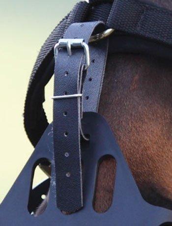 Shires Greenguard Muzzle Anti Grazing Muzzle Spare Straps Set of Four