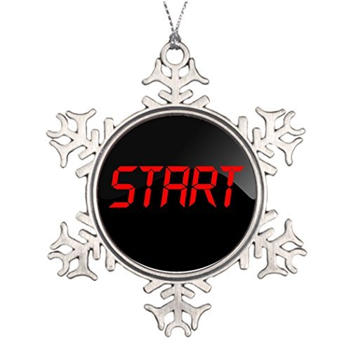 Metal Ornaments Large Personalised Christmas Tree Decoration Sign Christmas Decorations Internet -