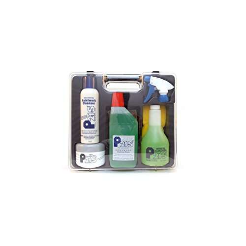 Euromeister 70353979 P21S Deluxe Auto Care Set