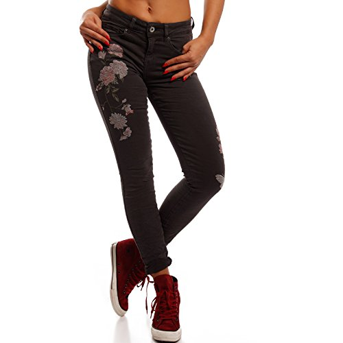 Basic Donna fashion Jeans Fango Young Skinny wqtOanT