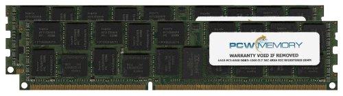 IBM 32GB [2x 16GB] PC3-8500 DDR3-1066 4Rx4 1.5v ECC Registered RDIMM Memory Kit (IBM PN# 8231-EM32)