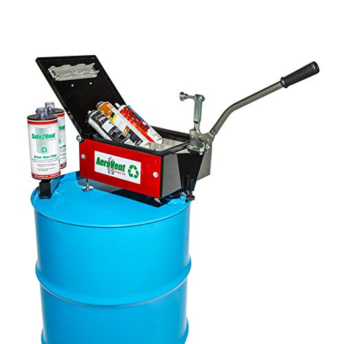 Aerovent 3x Aerosol Can Disposal Amp Recycling System Buy