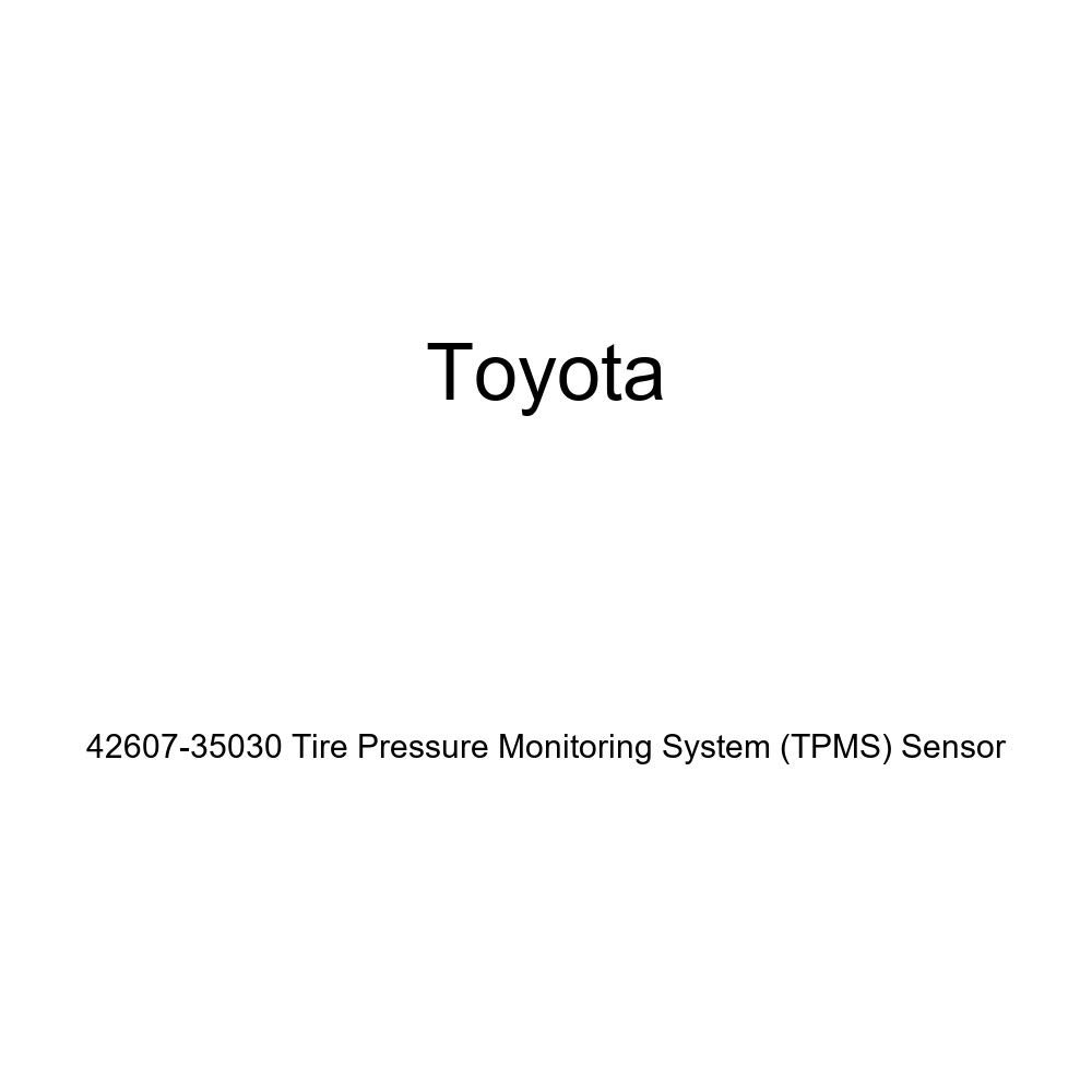 Toyota 42607-35030 Tire Pressure Monitoring System TPMS Sensor