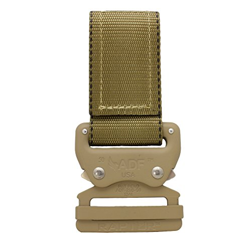 Fusion Tactical Military Police Patrol Gürtelholster Drop Down Kit 2 Quick Release Buckle Coyote Brown ncJG0yrL7G