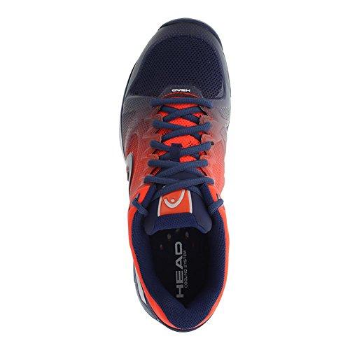 Capo Mens Rivolta 2.5 Scarpe Da Tennis (blu / Arancio Fiamma) Blu E Arancio Fiamma