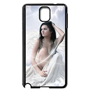 samsung_galaxy_note3 phone case Black Fantasy Angel ZLA4609865