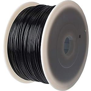 WOL 3D Flashforge PLA 3D Printer Filament 1.75mm - Black
