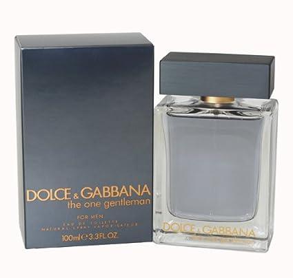 Dolce   Gabbana THE ONE GENTLEMAN 100ml Eau de Toilette  Amazon.it ... a5e0ba9b053
