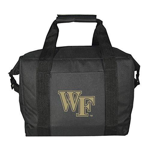 NCAA Wake Forest Demon Deacons Soft Sided 12-Pack Kooler Bag
