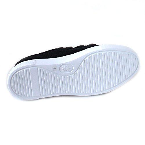 Kennel und Schmenger - Big Ruffle Trainer Shoe, Black