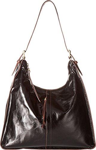 Hobo Women's Marley Black 2 One - Leather 2 Black Handbag