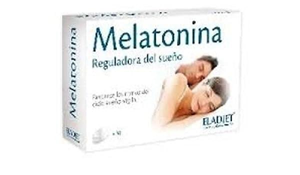 Melatonina 30 comprimidos de Eladiet: Amazon.es: Salud y cuidado personal
