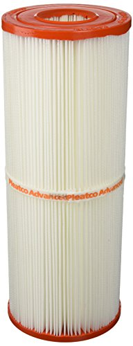 Pleatco PJ25-IN-4 Replacement Cartridge for Jacuzzi CFR/CFT 25, 1 Cartridge ()