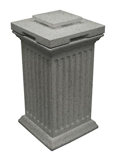 Good Ideas SV-COL-LIG Savannah Storage Column, Light Granite