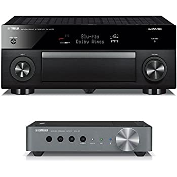 yamaha rx a2070 network av receiver with wxa. Black Bedroom Furniture Sets. Home Design Ideas