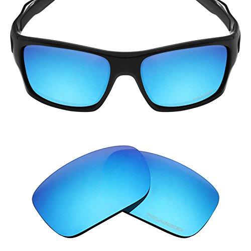 Mryok  Resist Seawater Replacement Lenses For Oakley Turbine Sunglasses   Opt