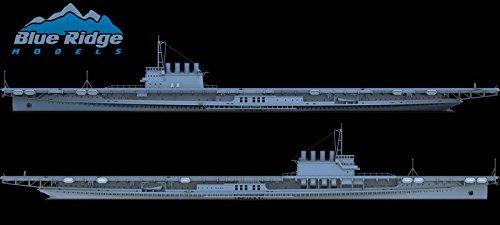 1/700 米海軍空母 IX-64 ウルバリン