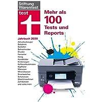 test Jahrbuch 2020: Mehr als 100 Tests und Reports