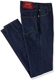 Calça Jeans Super High, Coca-Cola Jeans, Feminino