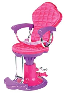 doll chair salon doll chair fit for 18 inch american girl doll bed room accessories not included doll furniture provides a perfect doll salon chair for