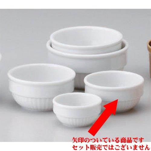 Souffle Plate utw680-26-674 [2.6 x 1.2 inch] Japanece ceramic Urban white 6.5cm stack souffle tableware