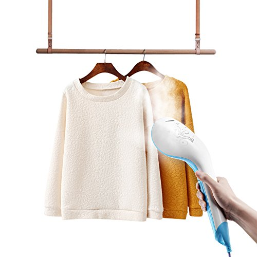 YINGLI SOLAR Portable Handheld Garment Steamer Cleaner Irons with Brush by YINGLI SOLAR (Image #6)