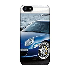 pc Case For Iphone 5/5s With Porsche 911 Carrera S