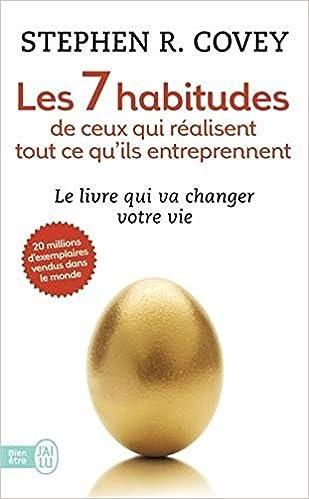 PDF DE STEPHEN 7 HABITUDES COVEY TÉLÉCHARGER LES