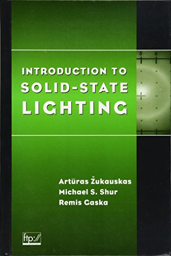 Introduction to Solid-State Lighting